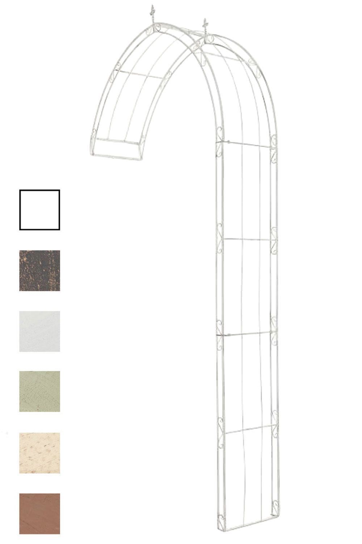 Tutori Per Rose Rampicanti dettagli su semiarco piante rampicanti pietro ferro sostegno piante parete  rustico semi arco